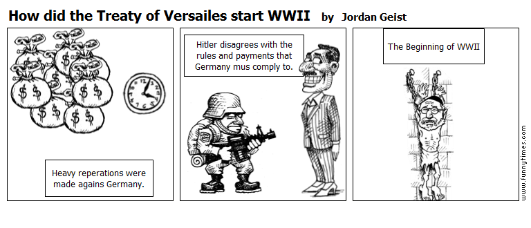 Hitler and the treaty of versailles essay