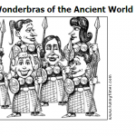 Seven Wonderbras of the Ancient World