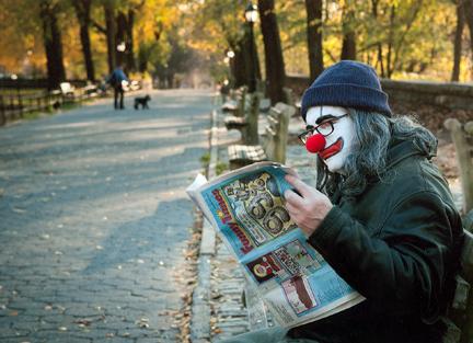 Funny Times Clown