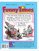 Funny Times September 2015 Issue