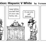 SYG2000 Social Location Hispanic V White