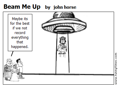Beam Me Up by john horse