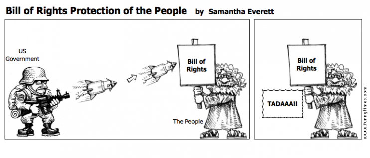 bill of rights protection of the people the funny times