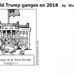 Si Donald Trump ganges en 2016