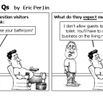 Pees and Qs