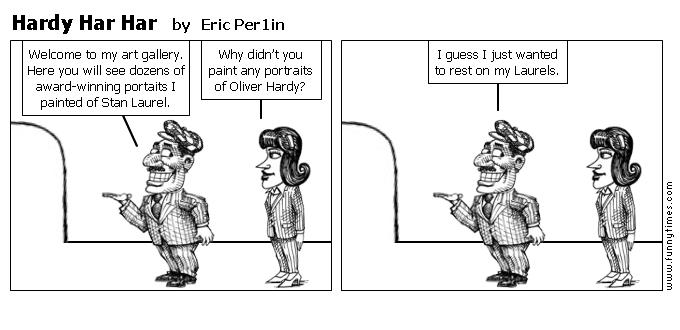 Hardy Har Har by Eric Per1in