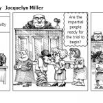 Civics Comic Strip