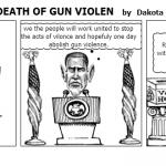 GUN CONTROL THE DEATH OF GUN VIOLEN