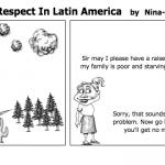 Women Need Respect In Latin America
