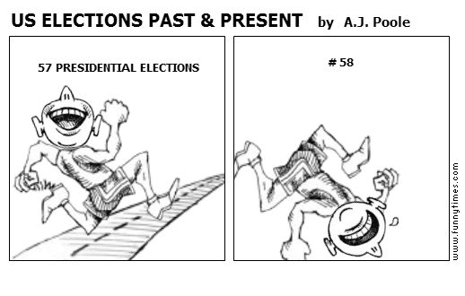 US ELECTIONS PAST  PRESENT by A.J. Poole