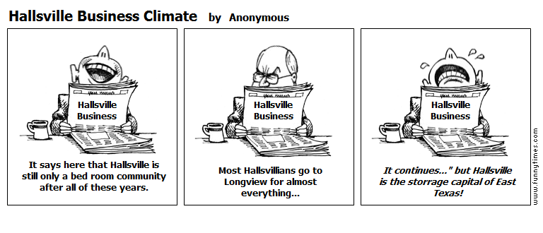Hallsville Business Climate by Anonymous