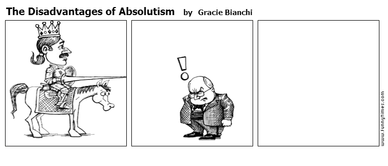 the disadvantages of absolutism