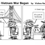 How the Vietnam War Began