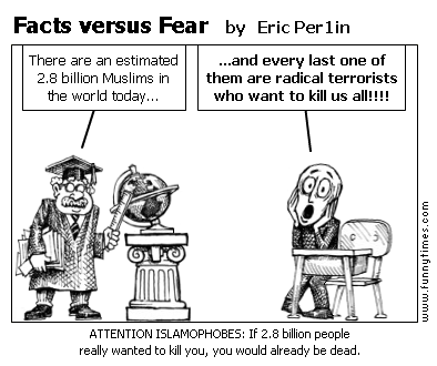 Facts versus Fear by Eric Per1in
