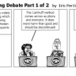 Carkhuff Paraphrasing Debate Part 1 of 2