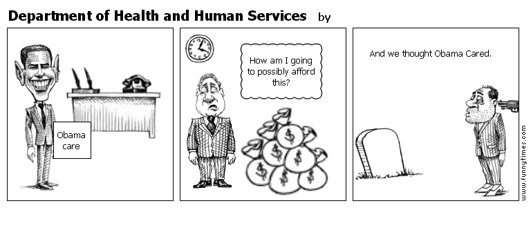 Department of Health and Human Services - The Funny Times