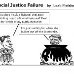 Social Justice Failure