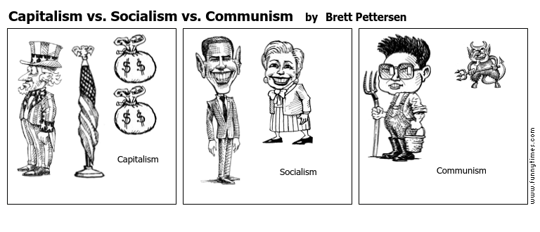 a comparison and criticism of socialism and capitalism in economics The criticisms of both capitalism and socialism largely stem from different opinions about how economic forces should shape governments and societies some critics believe that the human spirit.