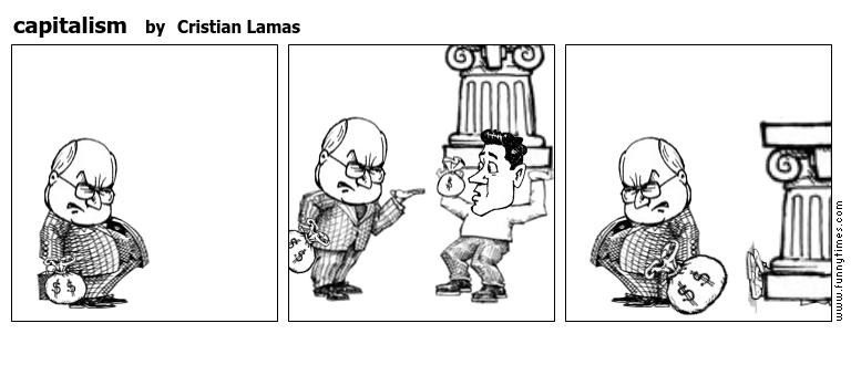 capitalism by Cristian Lamas