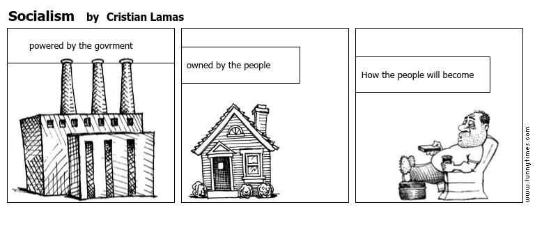 Socialism by Cristian Lamas