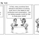 Cruelty vs. Culinary