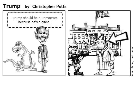 Trump by Christopher Potts