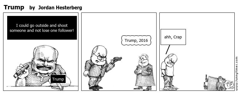 Trump by Jordan Hesterberg