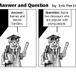 Answer and Question
