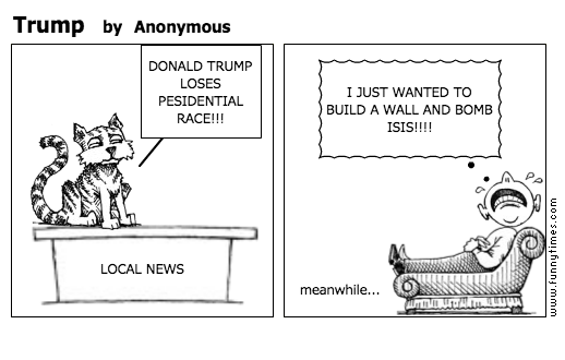 Trump by Anonymous