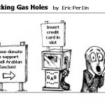 Fracking Gas Holes