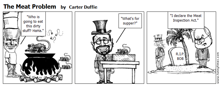 The Meat Problem by Carter Duffie