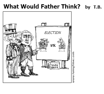 What Would Father Think by T.B.