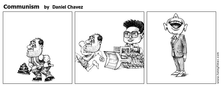Communism by Daniel Chavez