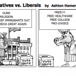 Conservatives vs. Liberals
