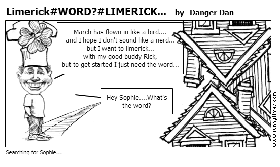 LimerickWORDLIMERICK... by Danger Dan