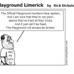 Playground Limerick