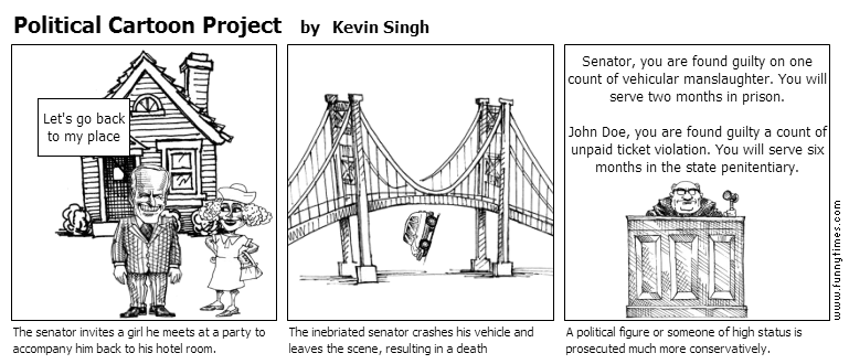 Political Cartoon Project The Funny Times