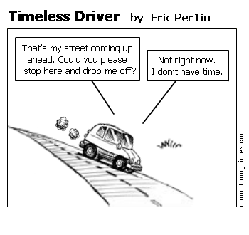 Timeless Driver by Eric Per1in