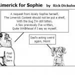 Limerick for Sophie