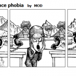 telephone conference phobia