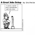 A Great Joke Setup