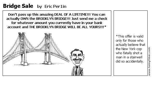 Bridge Sale by Eric Per1in