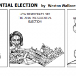 VIEWS ON PRESIDENTIAL ELECTION