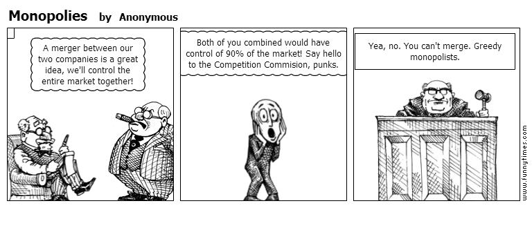 Monopolies by Anonymous