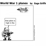 World War 1 planes