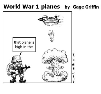 World War 1 Planes The Funny Times