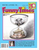Funny Times May 2016 Issue