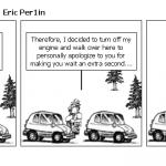Apology a La Car