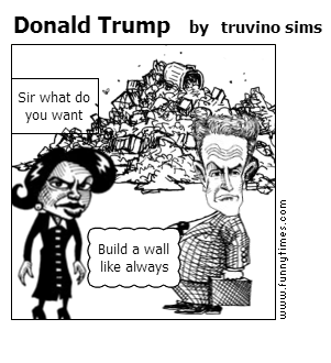Donald Trump by truvino sims