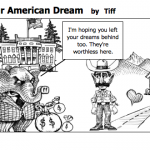 Not Your American Dream
